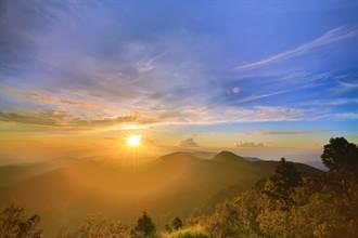 迎2021第一道曙光 推薦太平山6絕美景點