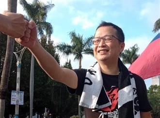 遭譏想選台北市長 羅智強反嗆蔡適應:想選基隆市長人盡皆知