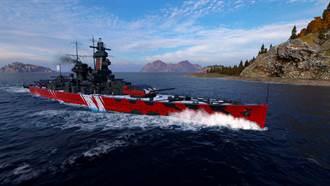 家用主機《戰艦世界:傳奇》X「碧藍航線」第二波合作正式展開