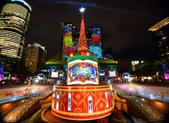 新北歡樂耶誕城X迪士尼 四大燈區大揭密