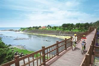 花莲港鸟踏石公园  回味筑港的过往
