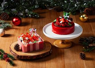 國賓迎聖誕商機 節慶甜點上架