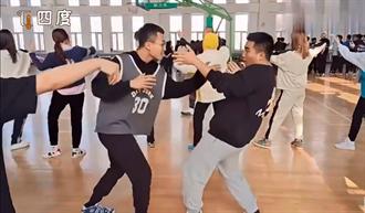 影》體育課太極拳2男大生打成野生探戈 老師笑噴了