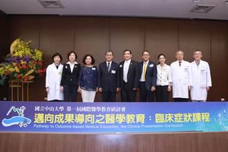 中山後醫學系獲獲教育部同意 開辦首屆國際醫學研討會
