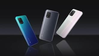 通路開賣小米10 Lite 5G手機 紅米Note 9這裡買得到