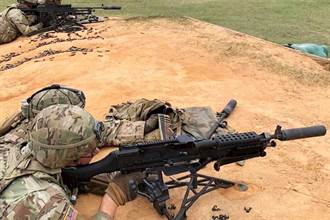 美軍M240機槍新式消音器獲好評 射手終於聽見指令