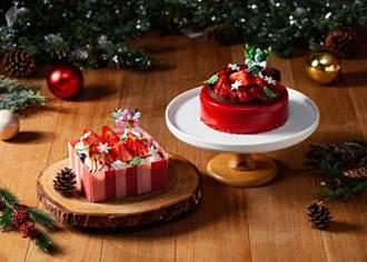 體現歐洲聖誕氛圍 國賓六款限定麵包糕點開賣