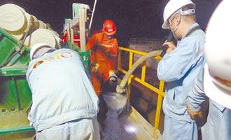 中油投資查德 95萬桶原油今抵台