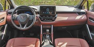 TOYOTA Corolla Cross 1.8L汽油尊爵版 加速平順