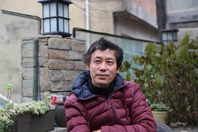 貴州大學美術學院攝影教研室主任 楊安迪。(圖/蹇金津提供)