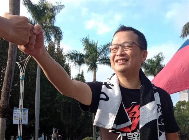 台北市議員羅智強。(圖/摘自羅智強臉書)