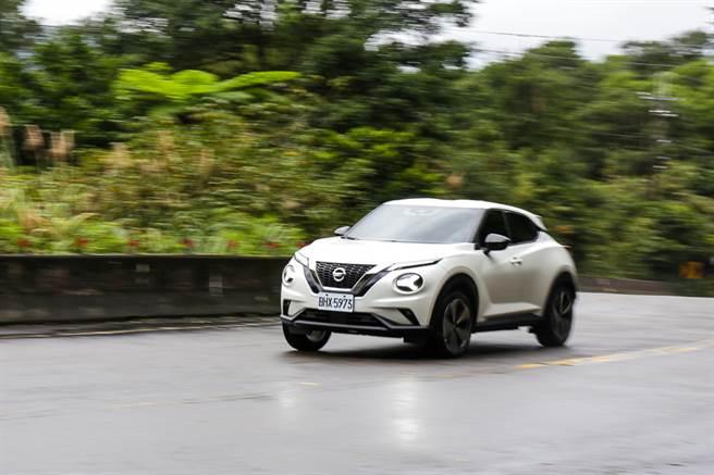 混血潮旅 Nissan Juke 1.0T 駕趣享樂版