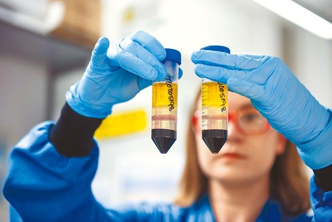 英國藥廠阿斯特捷利康和牛津大學合作研發的新冠疫苗平均防護力達到70%。(美聯社)