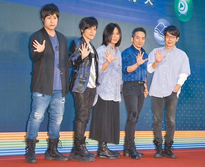 五月天將陸續在桃園、台中、台南舉辦15場「好好好想見到你」演唱會。(資料照片)