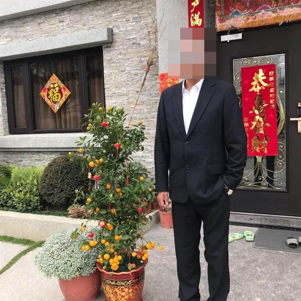 苗栗某民代之夫捲入白牌計程車司機猝死案。(翻攝自臉書/謝明俊苗栗傳真)