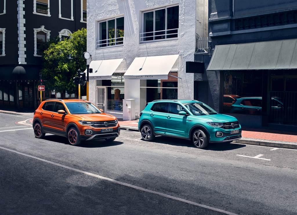 升級不漲價 VW 2021年式T-Cross、Touran、Tiguan Allspace 上市
