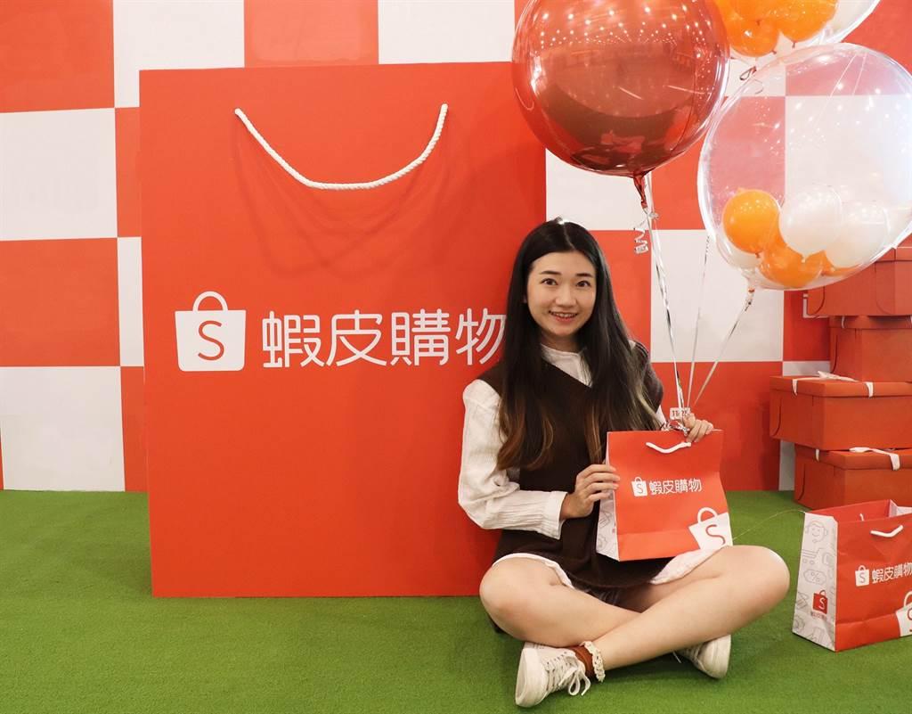 蝦皮購物推出12.12狂歡生日慶。(蝦皮購物提供/黃慧雯台北傳真)
