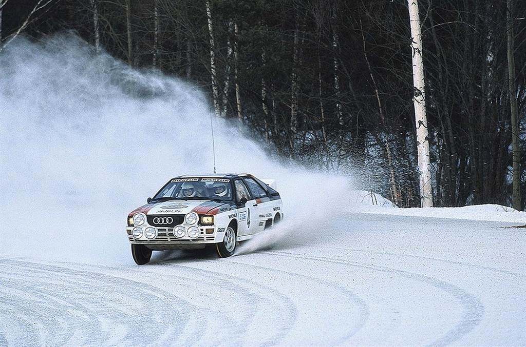 Audi將參加達卡越野拉力賽