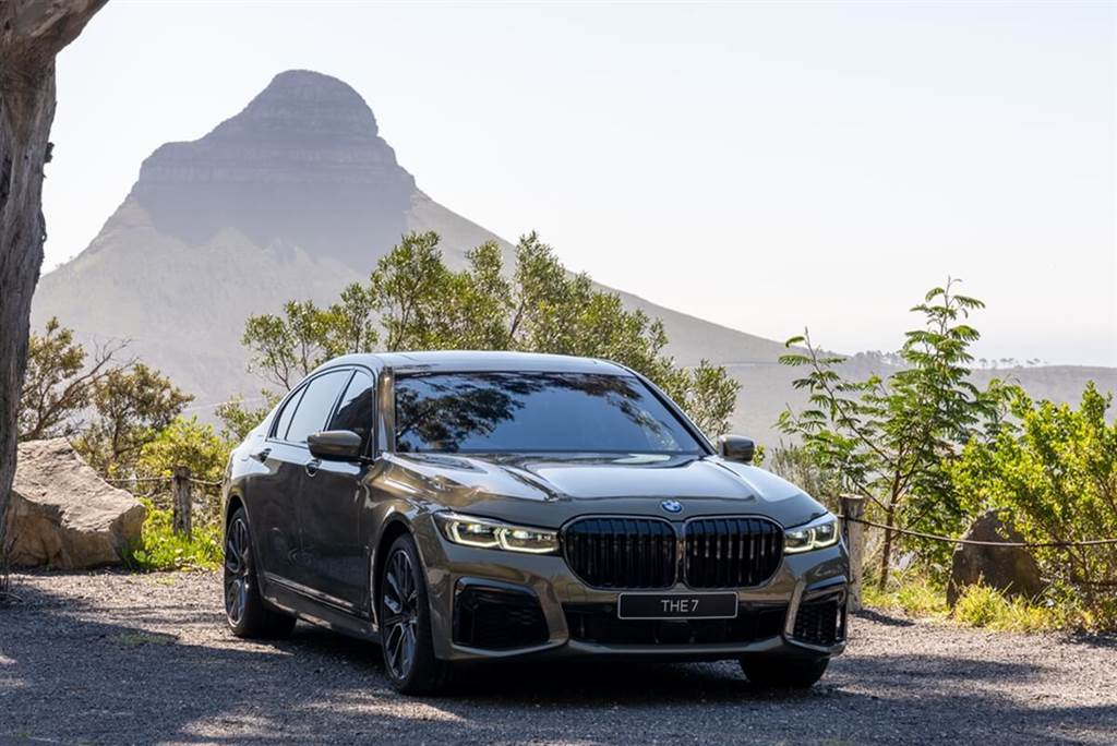 BMW Individual為南非豪華精品酒店Ellerman House打造專屬大七