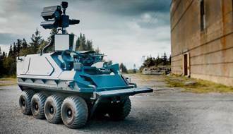 影》德萊茵金屬推新型地面武裝偵察機器人 搶攻歐洲市場