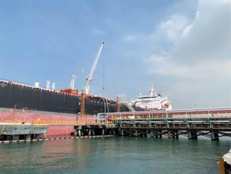 中油新里程碑!非洲挖到石油 第一船原油抵台