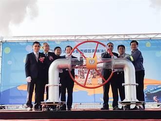 中油海外探採有成 喜迎查德奧瑞油田第一船原油