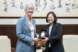 英國明年主辦氣候公約大會 蔡英文:盼英國支持臺灣參加