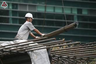 营建业要人!劳动部调查「97年以来人力需求创同期新高」