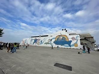 麗娜輪試營運反應熱烈 趁勢推春節「安平-澎湖」航班