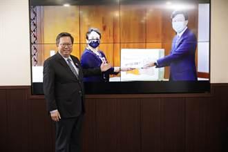 「國際燦」搶先蔡總統 和美方連3場線上對談