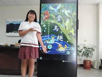每周省下餐費買畫框 女學生首次參加美展獲全國特優