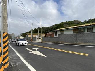 湖口交流道特定区高速公路连络道路拓宽 往来更便利
