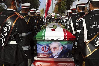 核科学家遭遥控杀害 伊朗发通缉