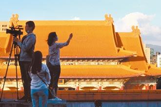 見證野百合 戲劇院天台首開放
