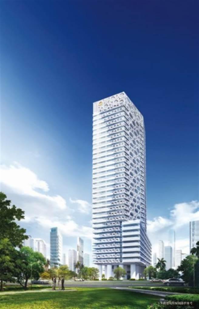 「京城Park Tower」周邊機能完善,不只是CBD,更是CPBD。(圖/業者提供)