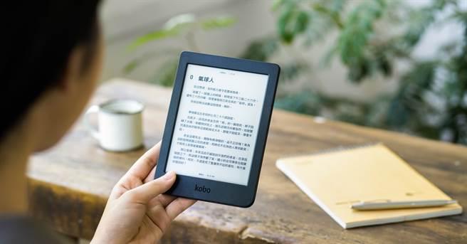 樂天Kobo指出,在籠罩新冠疫情的一年,電子書市不僅不受影響,反倒成為疫情下的受惠產業。(樂天Kobo提供/黃慧雯台北傳真)