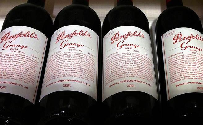 澳洲最大葡萄酒商富邑遭中澳交惡重創。(路透資料照片)