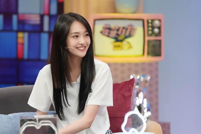 大陸女演員鄭爽因電視劇《微微一笑很傾城》爆紅,成為許多人的女神。(圖/ 取自中時資料庫)