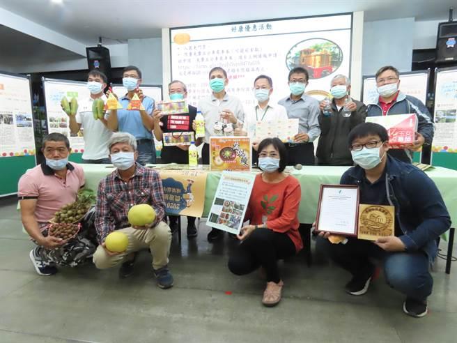 台南市休閒農業協會5日將在柳營區乳牛的家舉辦「2020台南農遊旅行成果嘉年華」活動,整合各家農遊業者行銷,精彩可期。(莊曜聰攝)