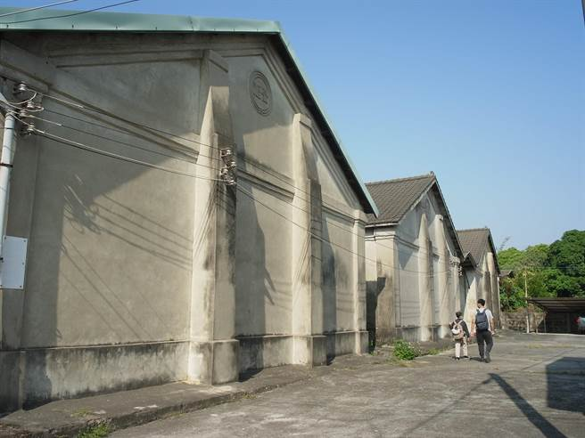 雲林縣政府「再造歷史現場計畫」,包括北港糖廠倉庫群等4案。(張朝欣攝)