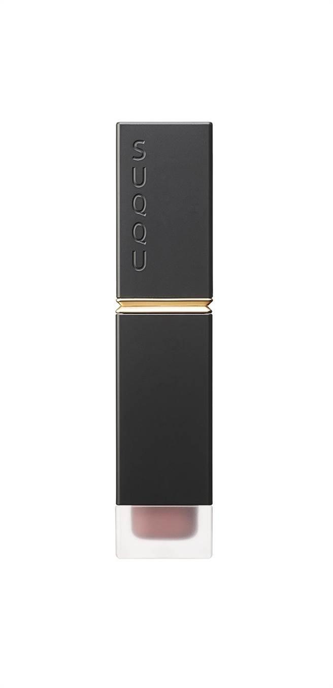 SUQQUSUQQU晶采柔艷唇釉(霧光) 103 ,1850元。(SUQQU提供)