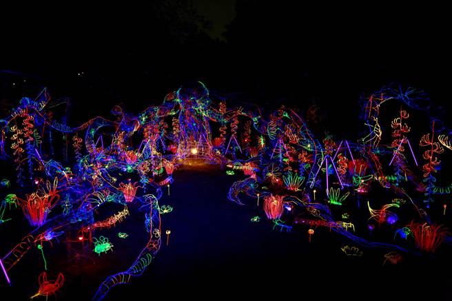 今年空山祭將於耶誕節登場。(台南市文化局提供/曹婷婷台南傳真)