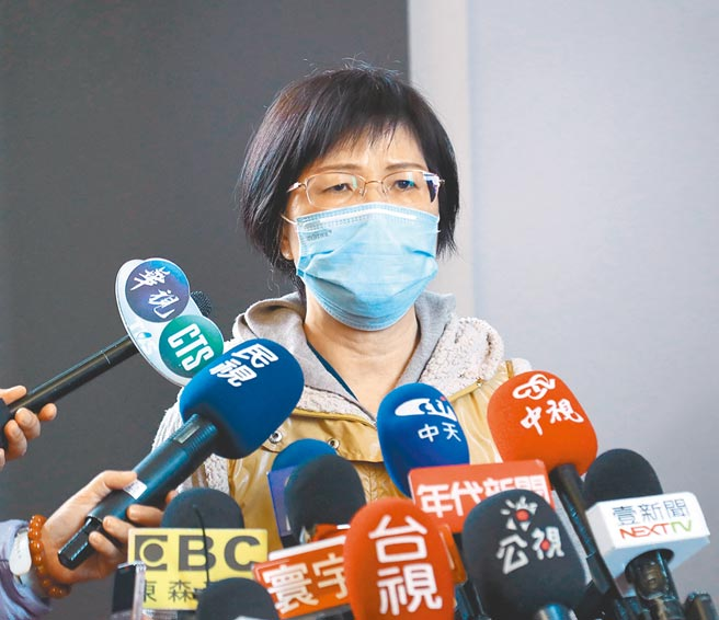 台中市教育局主祕王淑懿說,該校已報警處理,應是單一偶發事件。(陳世宗攝)