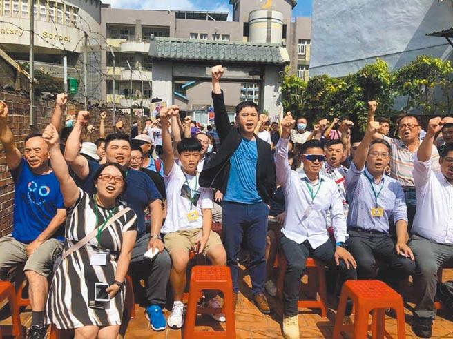 民間發起連署罷免桃市議員王浩宇,確定2021年1月16日進行投票。(本報資料照片)
