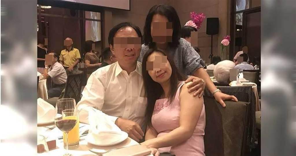 琳琳前年3月在交友軟體上結識陳男,原以為找到真愛而閃婚,卻陷入一場惡夢。(圖/讀者提供)