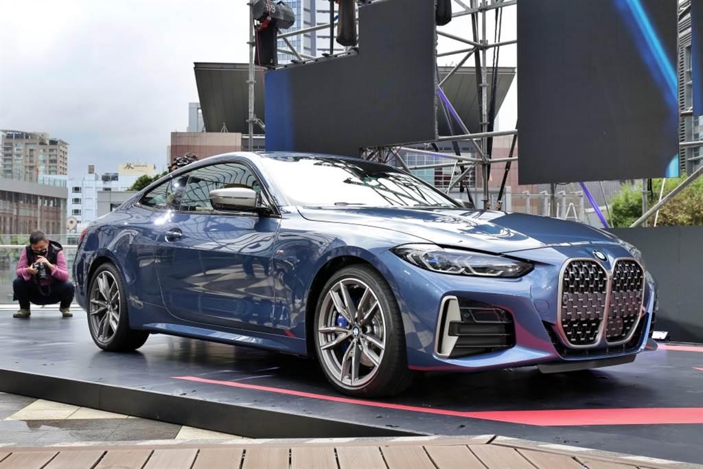 全新世代BMW 4系列236萬元起登場