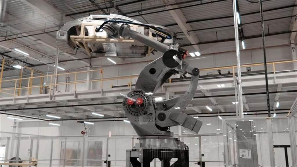 Lucid Motors 工廠主體建設完成,明年第二季投產與特斯拉正面對決