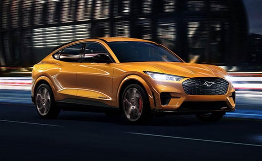 福特電動野馬 Mach-E 新增更強悍 GT Performance 性能版,0-96km/h 加速僅 3.5 秒