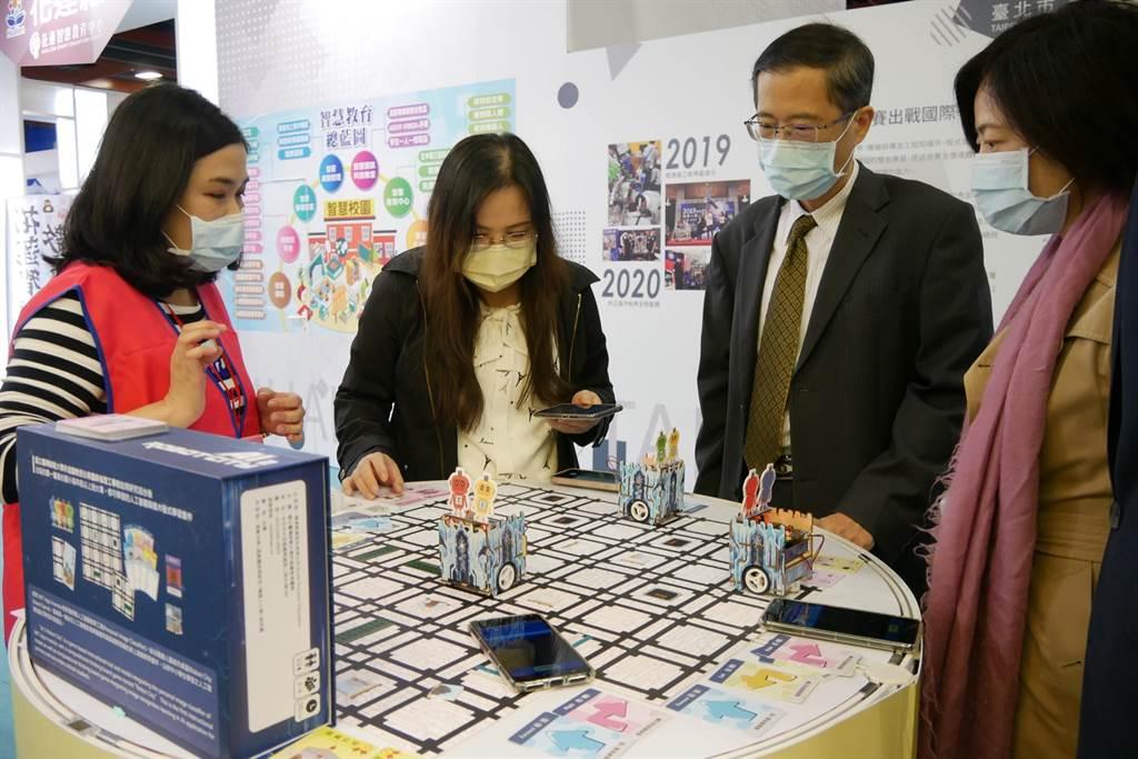 台灣師大將於12月2日至6日在台北世貿1館參與2020台灣教育科技展,於「防疫不停學專區」及「教育聯合展區」展示重要的研發成果。(台師大提供/李侑珊台北傳真)