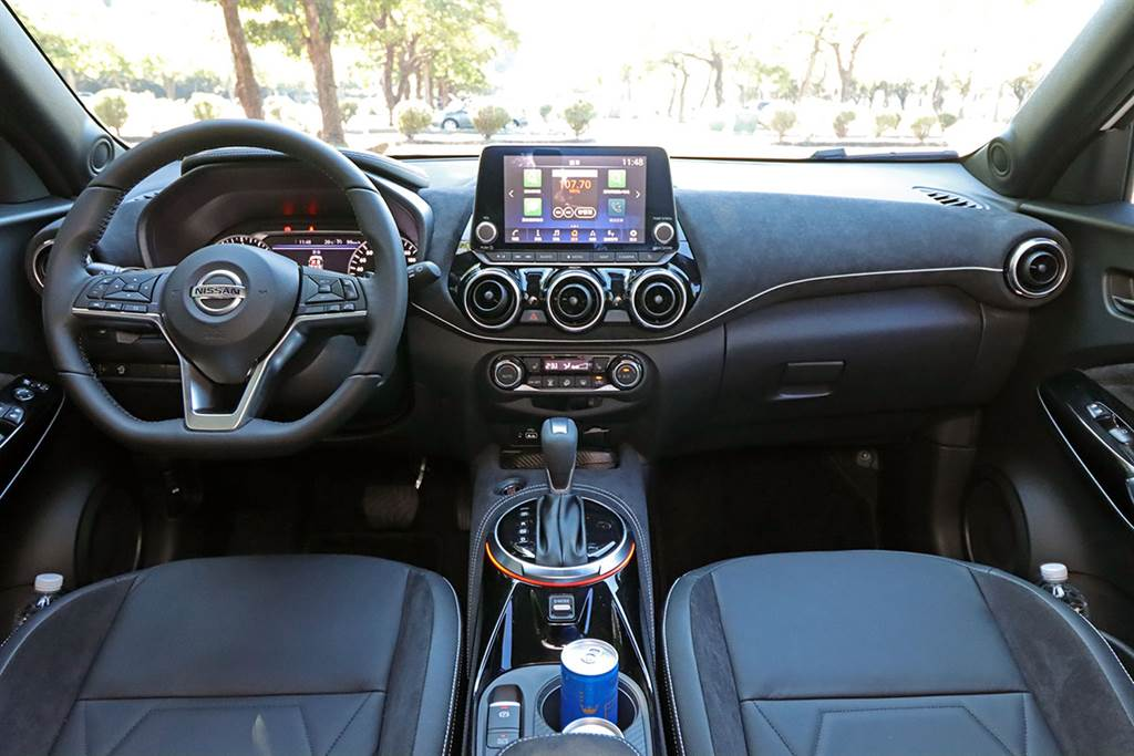 「怪美的」潮流休旅咖,2021 Nissan Juke 1.0 TURBO 駕趣享樂版